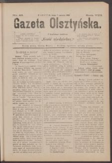 Gazeta Olsztyńska, 1893, nr 45