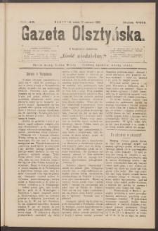 Gazeta Olsztyńska, 1893, nr 48