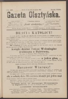 Gazeta Olsztyńska, 1893, nr 49