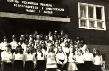 [Jedna z klas Liceum Pedagogicznego w Mrągowie. 6]