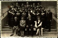 [Jedna z klas Liceum Pedagogicznego w Mrągowie. 4]