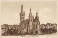 Allenstein Herz Jesu-Kirche
