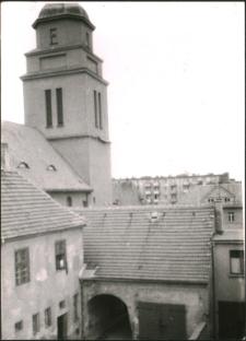 [Widok na podwórze stacji sanepid przed przebudową 2]