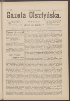 Gazeta Olsztyńska, 1893, nr 55