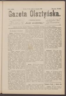 Gazeta Olsztyńska, 1893, nr 64