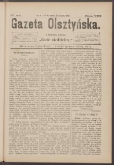 Gazeta Olsztyńska, 1893, nr 68