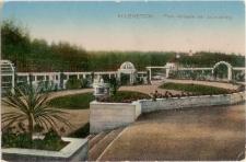 Allenstein Park-Anlagen bei Jacobsberg