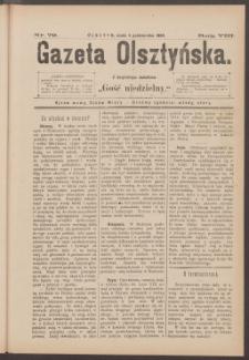 Gazeta Olsztyńska, 1893, nr 79