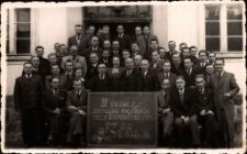 II Turnus Szkolenia Miejskiego w Mrągowie 1949