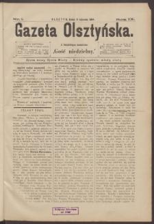 Gazeta Olsztyńska, 1894, nr 5