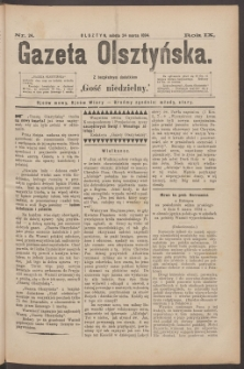 Gazeta Olsztyńska, 1894, nr 24