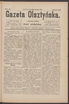Gazeta Olsztyńska, 1894, nr 25