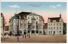 Braunsberg, O.- Pr. Vorstädt. Markt