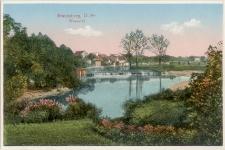 Braunsberg, O.- Pr. Wasserfall