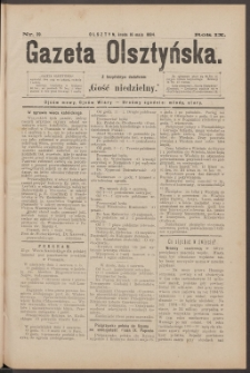 Gazeta Olsztyńska, 1894, nr 39