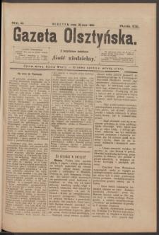 Gazeta Olsztyńska, 1894, nr 43