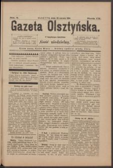 Gazeta Olsztyńska, 1894, nr 49