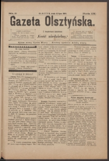 Gazeta Olsztyńska, 1894, nr 57