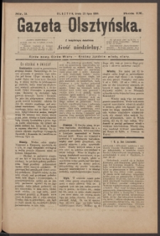 Gazeta Olsztyńska, 1894, nr 59