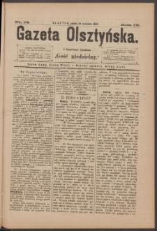 Gazeta Olsztyńska, 1894, nr 74