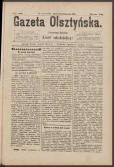 Gazeta Olsztyńska, 1894, nr 82