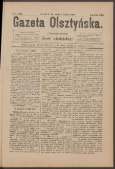 Gazeta Olsztyńska, 1894, nr 88