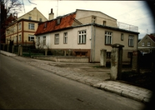 Ulica Stanisława Wyspiańskiego w Mrągowie. [1]