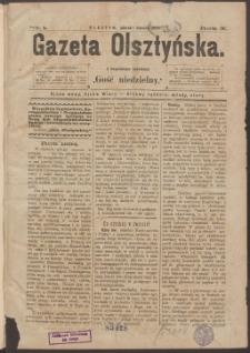Gazeta Olsztyńska, 1895, nr 1