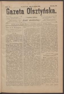 Gazeta Olsztyńska, 1895, nr 7