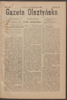 Gazeta Olsztyńska, 1895, nr 9