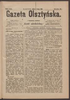 Gazeta Olsztyńska, 1895, nr 10