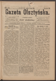 Gazeta Olsztyńska, 1895, nr 13