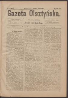 Gazeta Olsztyńska, 1895, nr 20