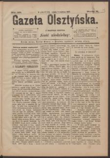 Gazeta Olsztyńska, 1895, nr 28