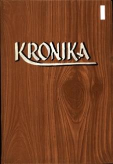 Kronika Biblioteki Publicznej w Mrągowie. [1]