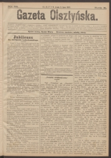Gazeta Olsztyńska, 1895, nr 53