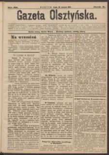 Gazeta Olsztyńska, 1895, nr 69
