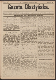 Gazeta Olsztyńska, 1895, nr 81