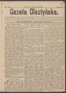 Gazeta Olsztyńska, 1895, nr 98