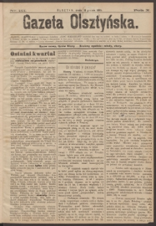 Gazeta Olsztyńska, 1895, nr 101