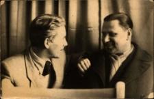 Marian Zborowski-Weychman i Wacław Jarzewski