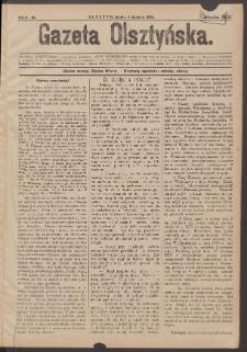 Gazeta Olsztyńska, 1896, nr 4