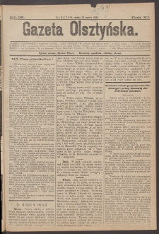 Gazeta Olsztyńska, 1896, nr 23