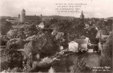 Heilsberg Ostpr. Blick auf die Stadt