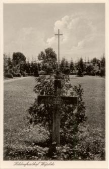 Heldenfriedhof Waplitz