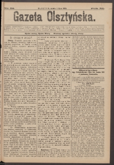 Gazeta Olsztyńska, 1896, nr 56