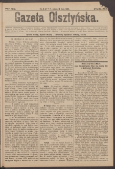 Gazeta Olsztyńska, 1896, nr 58