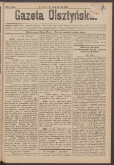 Gazeta Olsztyńska, 1896, nr 61