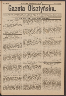 Gazeta Olsztyńska, 1896, nr 80
