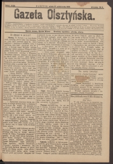 Gazeta Olsztyńska, 1896, nr 82